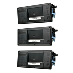 Logic-Seek 3 Toner kompatibel zu Kyocera TK-3100 1T02MS0NL0 HC Schwarz