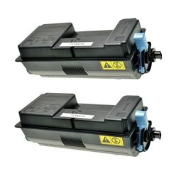 Logic-Seek 2 Toner kompatibel zu Kyocera TK-3110 1T02MT0NL0 HC Schwarz