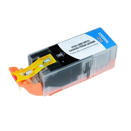 Logic-Seek  Tintenpatrone kompatibel zu Canon PGI-555PGBK XXL 8049B001 XL Schwarz
