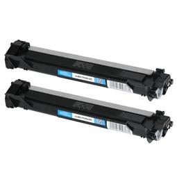 Logic-Seek 2 Toner kompatibel zu Brother TN-1050 UHC Schwarz