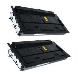 Logic-Seek 2 Toner kompatibel zu Kyocera TK-7105 1T02P80NL0 HC Schwarz