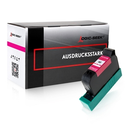 Logic-Seek  Tintenpatrone kompatibel zu HP 40 51640ME XL Magenta