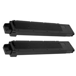 Logic-Seek 2 Toner kompatibel zu Kyocera TK-8325K 1T02NP0NL0 HC Schwarz
