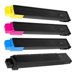 Logic-Seek 4 Toner kompatibel zu Kyocera TK-8325 HC