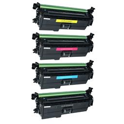 Logic-Seek 4 Toner kompatibel zu HP CF330X-CF333A HC