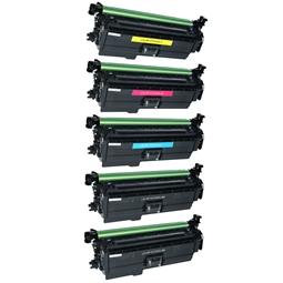 Logic-Seek 5 Toner kompatibel zu HP CF330X-CF333A HC