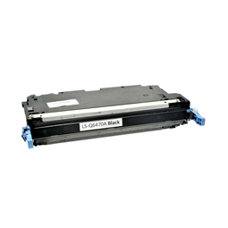 Logic-Seek  Toner kompatibel zu HP 3600 / 3800 501A Q6470A HC Schwarz