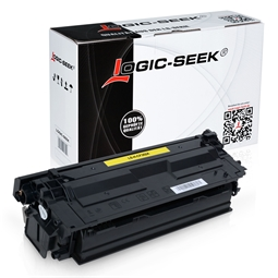 Logic-Seek  Toner kompatibel zu HP 508A CF362A HC Yellow