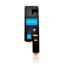 Logic-Seek  Toner kompatibel zu Xerox Phaser 6020 106R02756 HC Cyan