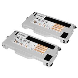 Logic-Seek 2 Toner kompatibel zu Tally Genicom T8008 043339 HC Schwarz