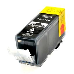 Logic-Seek  Tintenpatrone kompatibel zu Canon PGI-520PGBK 2932B001 XL Schwarz