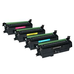 Logic-Seek 4 Toner kompatibel zu HP CF320X-CF323A HC