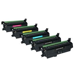 Logic-Seek 5 Toner kompatibel zu HP CF320X-CF323A HC