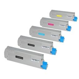 Logic-Seek 5 Toner kompatibel zu OKI ES2032 HC