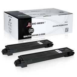 Logic-Seek 2 Toner kompatibel zu Utax CDC5520 HC Schwarz