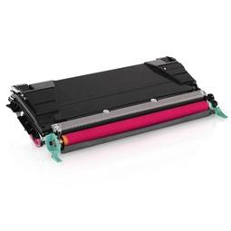 Logic-Seek  Toner kompatibel zu Lexmark X748 XL X748H2MG UHC Magenta