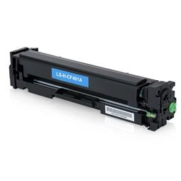 Logic-Seek  Toner kompatibel zu HP 201A CF401A HC Cyan