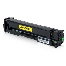 Logic-Seek  Toner kompatibel zu HP 201A CF402A HC Yellow