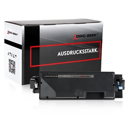 Logic-Seek  Toner kompatibel zu Kyocera TK-5140K 1T02NR0NL0 HC Schwarz