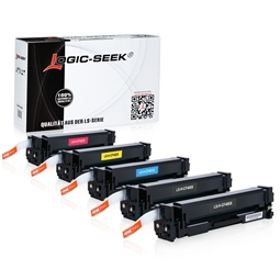 Logic-Seek 5 Toner kompatibel zu HP CF400X-CF403X UHC