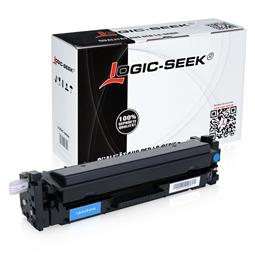 Logic-Seek  Toner kompatibel zu HP 410X CF411X XL Cyan