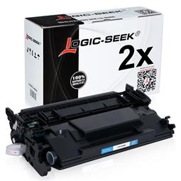 Logic-Seek 2 Toner kompatibel zu HP 26X CF226X XL Schwarz