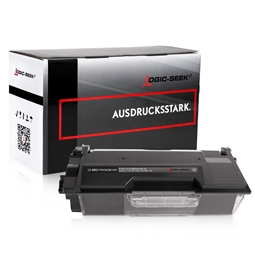 Logic-Seek  Toner kompatibel zu Brother TN-3430 HC Schwarz