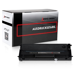 Logic-Seek  Toner kompatibel zu Ricoh SP150 TYPE150HC 408010 HC Schwarz
