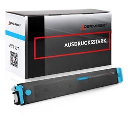 Logic-Seek  Toner kompatibel zu Sharp MX 2010 U MX-23GTCA HC Cyan