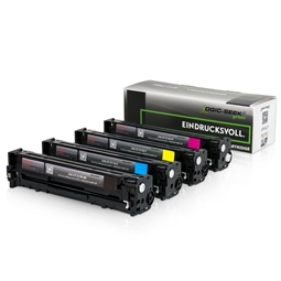 Logic-Seek Green 4 Toner kompatibel zu HP CF210X-CF213A HC