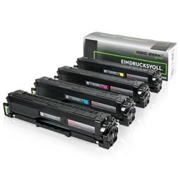 Logic-Seek Green 4 Toner kompatibel zu Samsung CLP-415 HC