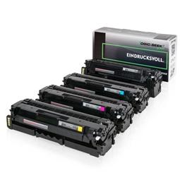Logic-Seek Green 4 Toner kompatibel zu Samsung CLP-680 HC