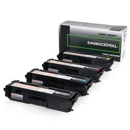Logic-Seek Green 4 Toner kompatibel zu Brother TN-325 HC
