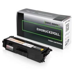 Logic-Seek Green Toner kompatibel zu Brother TN-326Y HC Yellow