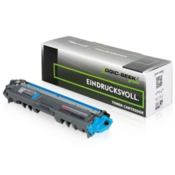 Logic-Seek Green Toner kompatibel zu Brother TN-246C HC Cyan