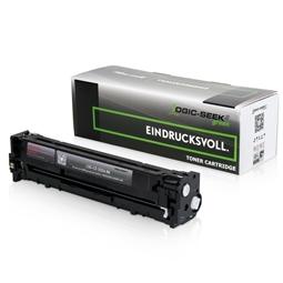 Logic-Seek Green Toner kompatibel zu HP 128A CE320A HC Schwarz