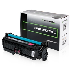 Logic-Seek Green Toner kompatibel zu HP 507A CE403A HC Magenta