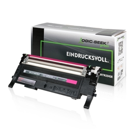 Logic-Seek Green Toner kompatibel zu Samsung CLP-320 M4072S CLT-M4072S/ELS HC Magenta