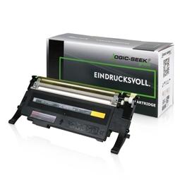 Logic-Seek Green Toner kompatibel zu Samsung CLP-360 Y406 CLT-Y406S/ELS HC Yellow