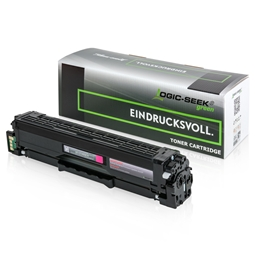 Logic-Seek Green Toner kompatibel zu Samsung CLP-415 M504 CLT-M504S/ELS HC Magenta