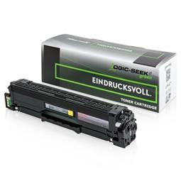 Logic-Seek Green Toner kompatibel zu Samsung CLP-415 Y504 CLT-Y504S/ELS HC Yellow