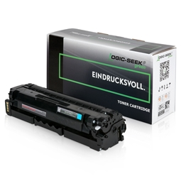 Logic-Seek Green Toner kompatibel zu Samsung CLP-680 C506L CLT-C506L/ELS HC Cyan