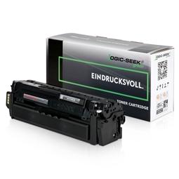 Logic-Seek Green Toner kompatibel zu Samsung CLP-680 K506L CLT-K506L/ELS HC Schwarz
