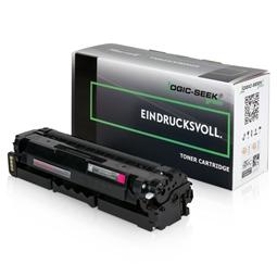 Logic-Seek Green Toner kompatibel zu Samsung CLP-680 M506L CLT-M506L/ELS HC Magenta