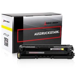Logic-Seek  Toner kompatibel zu Samsung C3010 Y503L CLT-Y503L/ELS HC Yellow