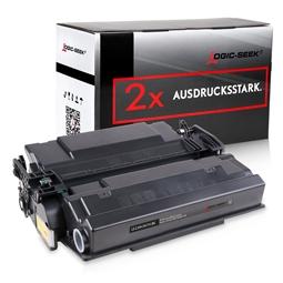 Logic-Seek 2 Toner kompatibel zu Canon Cartridge 041H 0453C002 HC Schwarz