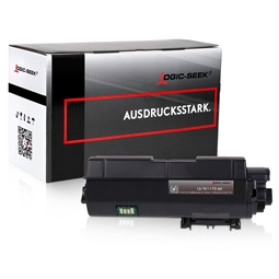 Logic-Seek  Toner kompatibel zu Kyocera TK-1170 1T02S50NL0 HC Schwarz