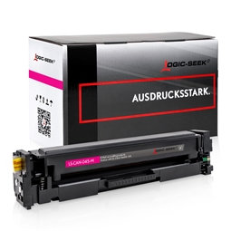 Logic-Seek  Toner kompatibel zu Canon Cartridge 045 1240C002 HC Magenta