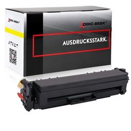 Logic-Seek  Toner kompatibel zu Canon Cartridge 046H 1251C002 UHC Yellow