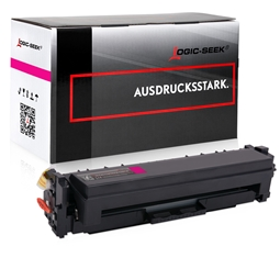 Logic-Seek  Toner kompatibel zu Canon Cartridge 046H 1252C002 UHC Magenta